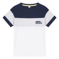 textil Pojkar T-shirts 3 Pommes NORA Vit