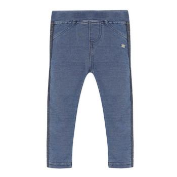 textil Flickor Leggings 3 Pommes UMY Blå