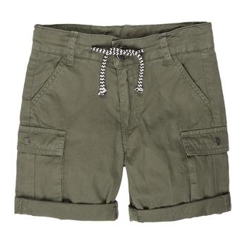 textil Pojkar Shorts / Bermudas 3 Pommes LEA Kaki