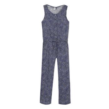 textil Flickor Uniform 3 Pommes MELANIE Blå