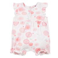 textil Flickor Uniform 3 Pommes ELOISE Vit