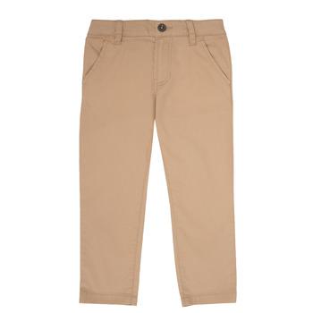 textil Pojkar Chinos / Carrot jeans Timberland ANAS Vit