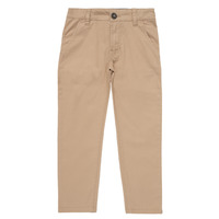textil Pojkar Chinos / Carrot jeans Timberland HECTOR Beige