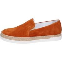 Skor Dam Slip-on-skor Bouvy Sneakers BP288 Brun