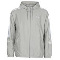 textil Herr Sweatshirts adidas Originals OUTLINE TRF WB Grå