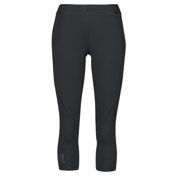 textil Dam Leggings adidas Performance ASK SPR TIG 34 Svart