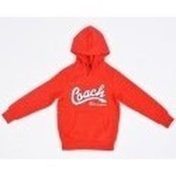 textil Barn Sweatshirts Champion Kid's Hooded Sweatshirt för barn Röd