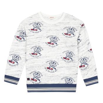 textil Pojkar Sweatshirts Catimini KATEL Vit