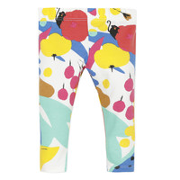 textil Flickor Leggings Catimini ROXANE Vit