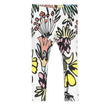 textil Flickor Leggings Catimini ALICE Vit
