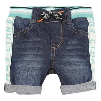 textil Pojkar Shorts / Bermudas Catimini GABRIELLE Blå