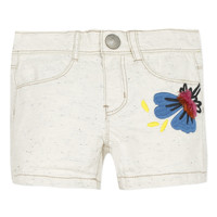 textil Flickor Shorts / Bermudas Catimini CAPUCINE Beige
