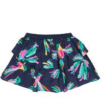 textil Flickor kjolar Catimini LILY Blå