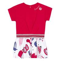 textil Flickor Korta klänningar Catimini DAMIANO Röd