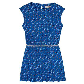 textil Flickor Korta klänningar Catimini SWANY Blå