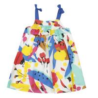 textil Flickor Korta klänningar Catimini THEO Vit