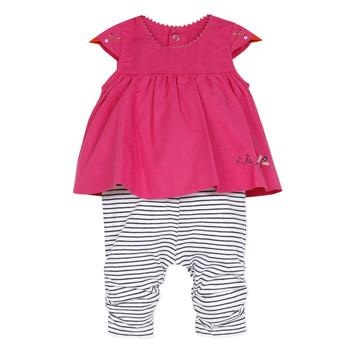 textil Flickor Uniform Catimini ALOIS Röd