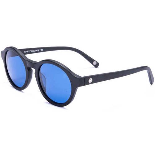 Klockor & Smycken Solglasögon Uller Valley Svart
