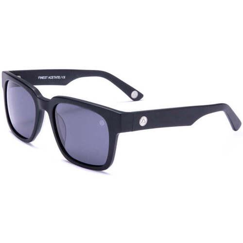 Klockor & Smycken Solglasögon Uller Hookipa Svart