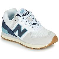 Skor Sneakers New Balance GC574SOU Vit / Blå
