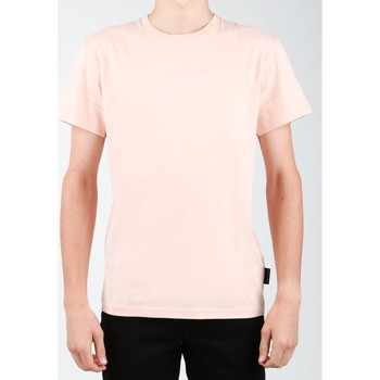textil Herr T-shirts DC Shoes DC SEDYKT03376-MDJ0 orange