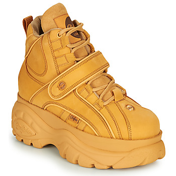 Skor Dam Höga sneakers Buffalo 1534043 Cognac