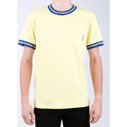 textil Herr T-shirts DC Shoes DC SEDYKT03372-YZL0 yellow