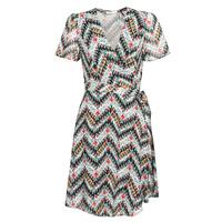 textil Dam Korta klänningar Les Petites Bombes V7205 Flerfärgad