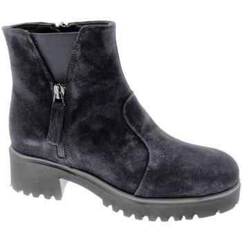 Skor Dam Boots Soffice Sogno SOSO9823bl blu