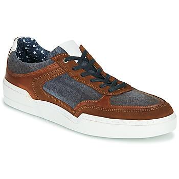 Skor Herr Sneakers Casual Attitude MELISSI Cognac