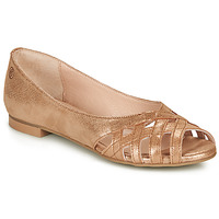 Skor Dam Sandaler Betty London MANDINE Guldfärgad