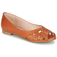 Skor Dam Sandaler Betty London MANDISE Cognac