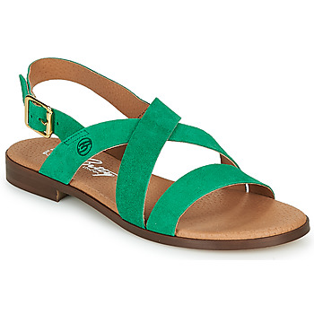 Skor Dam Sandaler Betty London MATOSSI Grön
