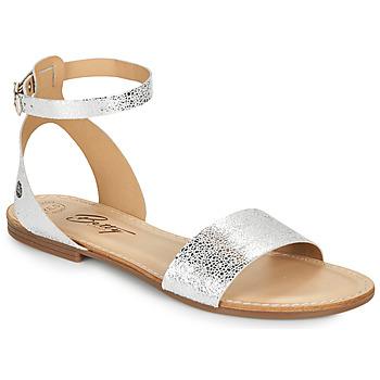 Skor Dam Sandaler Betty London GIMY Silver