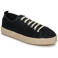Skor Dam Sneakers Betty London MARISSOU Svart