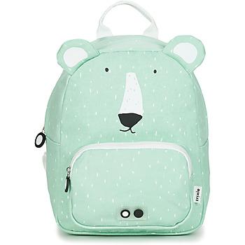 Väskor Barn Ryggsäckar TRIXIE MISTER POLAR BEAR Blå