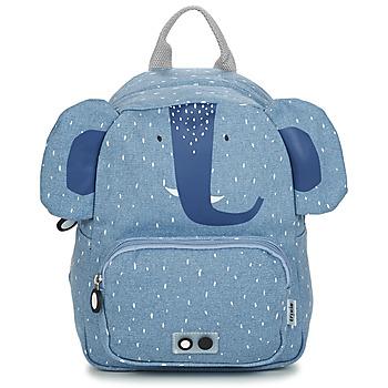 Väskor Barn Ryggsäckar TRIXIE MISTER ELEPHANT Blå