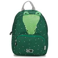 Väskor Barn Ryggsäckar TRIXIE MISTER CROCODILE Grön