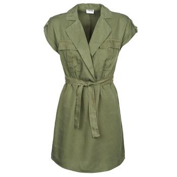 textil Dam Korta klänningar Noisy May NMVERA Kaki