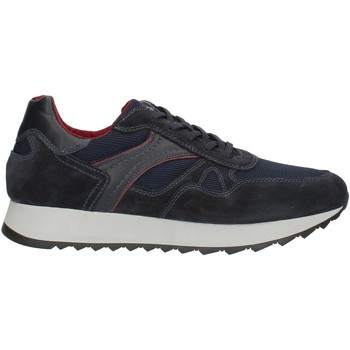 Skor Herr Sneakers Nero Giardini A901221U Blue