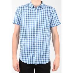 textil Herr Kortärmade skjortor Wrangler S/S 1 PKT Shirt W5860LIRQ Multicolor