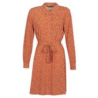 textil Dam Korta klänningar Vero Moda VMTOKA Rostfärgad