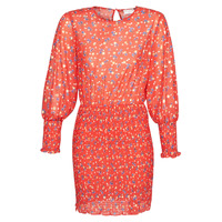 textil Dam Korta klänningar Moony Mood FANETTE Röd