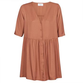 textil Dam Korta klänningar Betty London  Brun