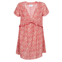 textil Dam Korta klänningar Betty London MARIDOUNE Röd
