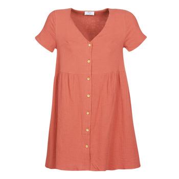 textil Dam Korta klänningar Betty London MARDI Terracota