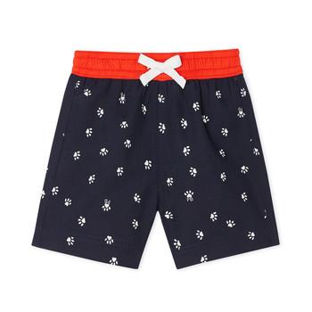 textil Pojkar Badbyxor och badkläder Petit Bateau FEROE Flerfärgad