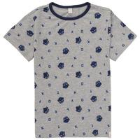 textil Pojkar T-shirts Esprit EUGENIE Grå
