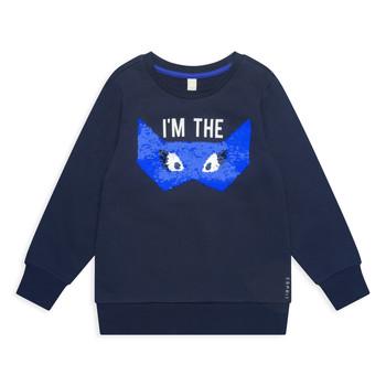 textil Flickor Sweatshirts Esprit ELONA Marin