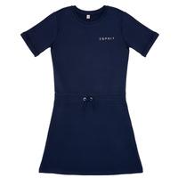 textil Flickor Korta klänningar Esprit EDEN Marin